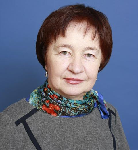 Лидия Глебовна Лысюк