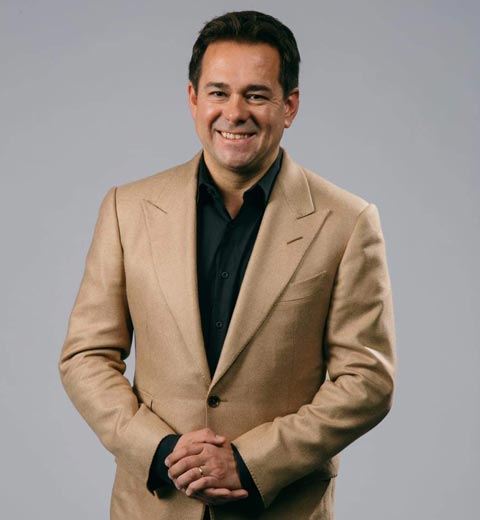 "Victor Kostrub - pastor, teacher and internationally recognized leadership expert and speaker, founder of ""Effective Leadership"""